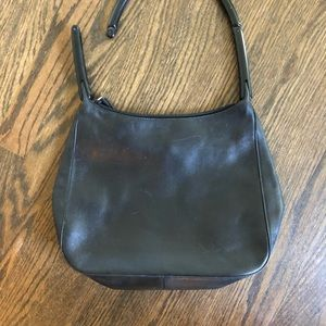 Prada Bags - Vintage Prada bag, black with bone handle